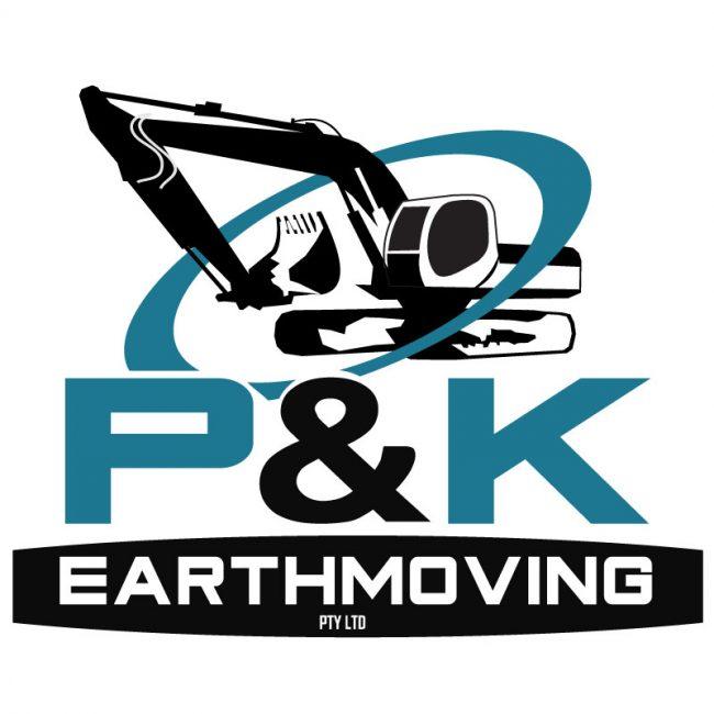 Earthmoving Company Logo
