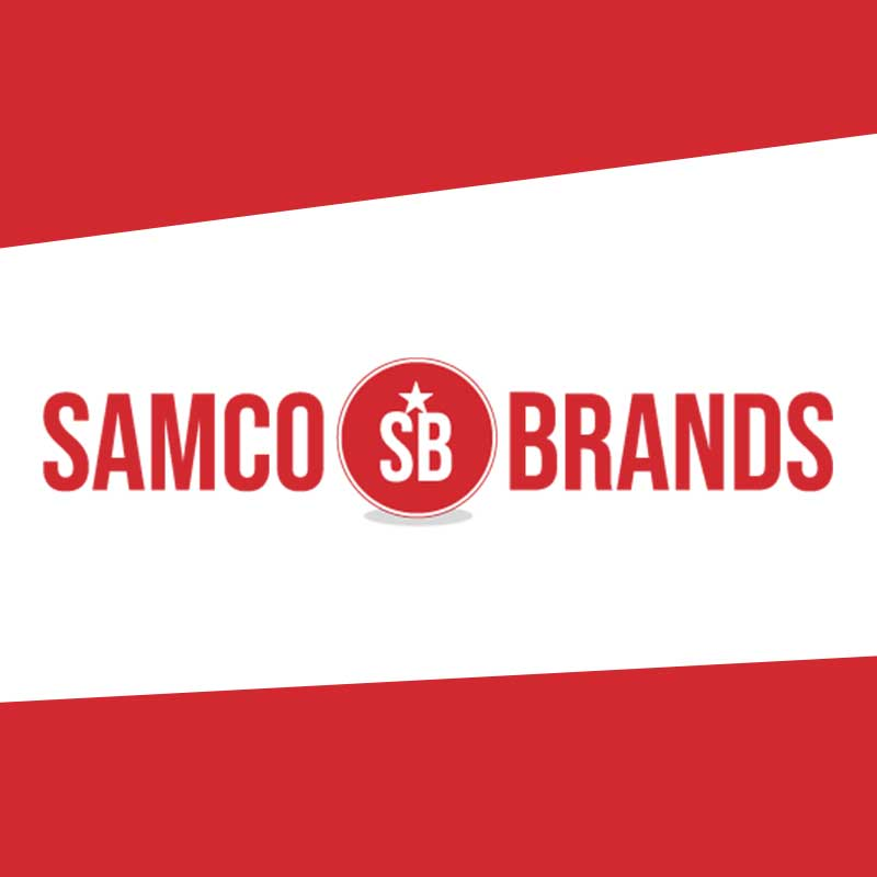 Corporate Logo for SamCo Brands