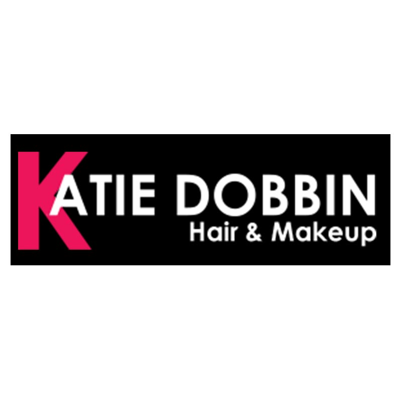 Katie Dobbin Hair & Makeup Logo
