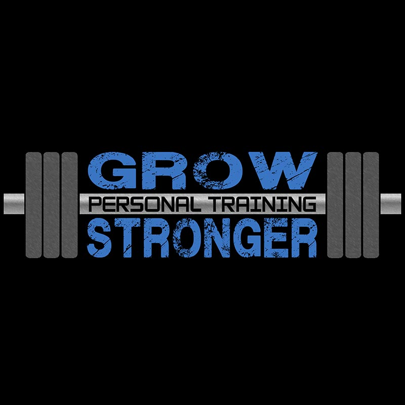Personal Training Business Logo Design