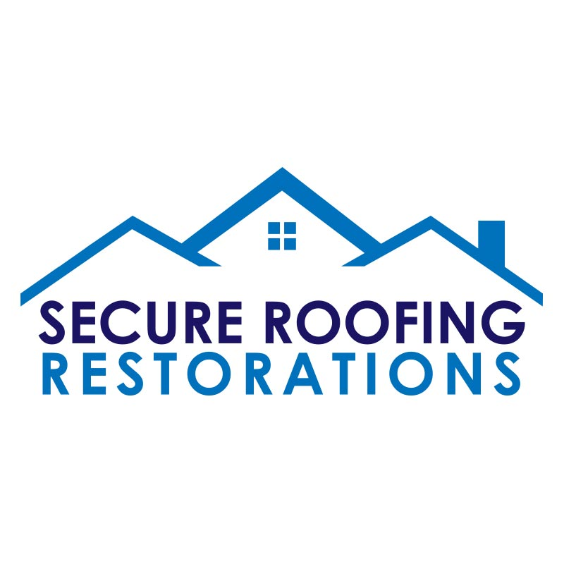 Roofing Business Logo Design