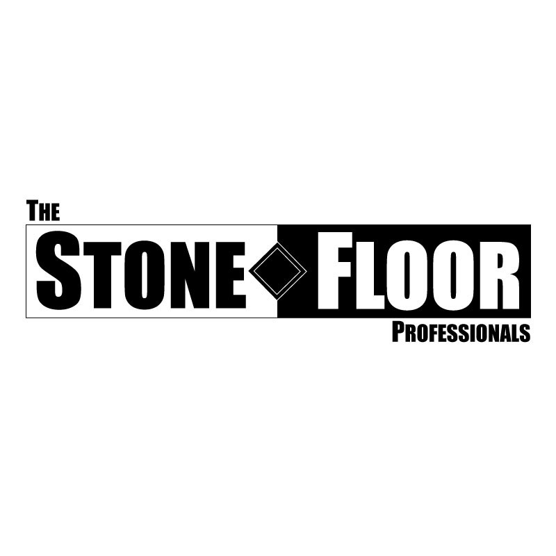 Stone Floor Restoration Logo Design