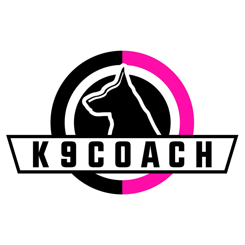 Logo design for a dog trainer.