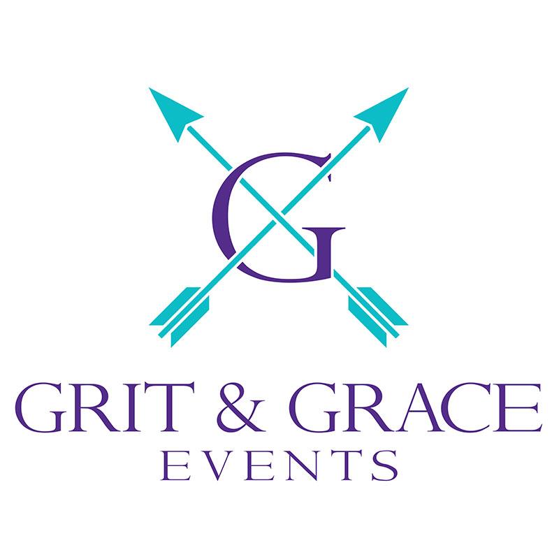 Logo design for an event management company.