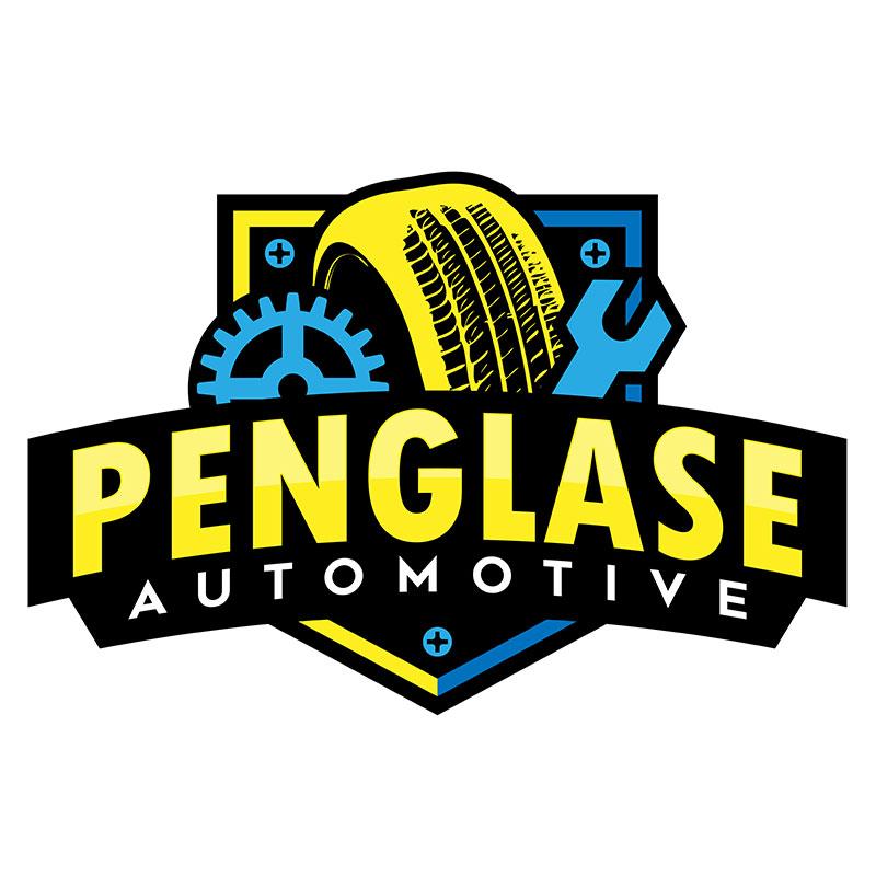 Logo design for a car mechanic business.