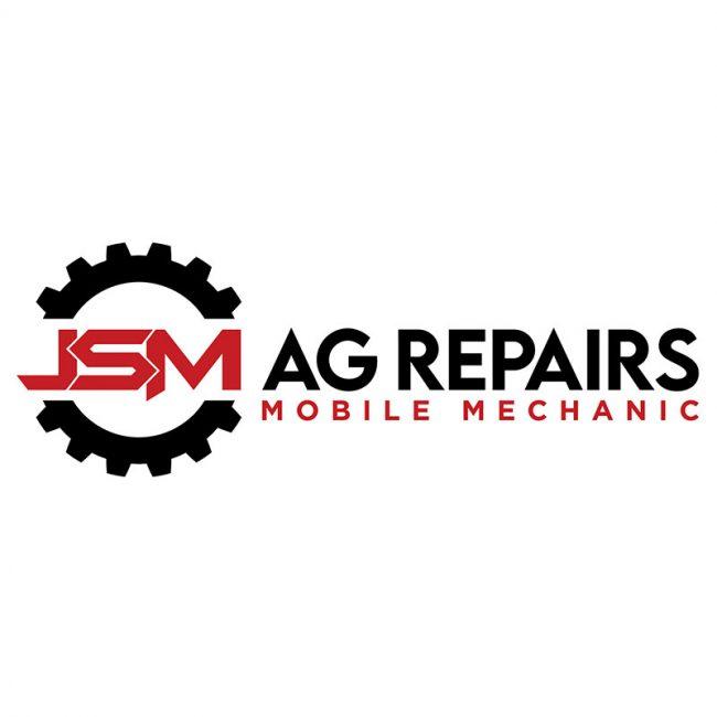 Mobile Mechanic Logo Design Australia - JSM AG