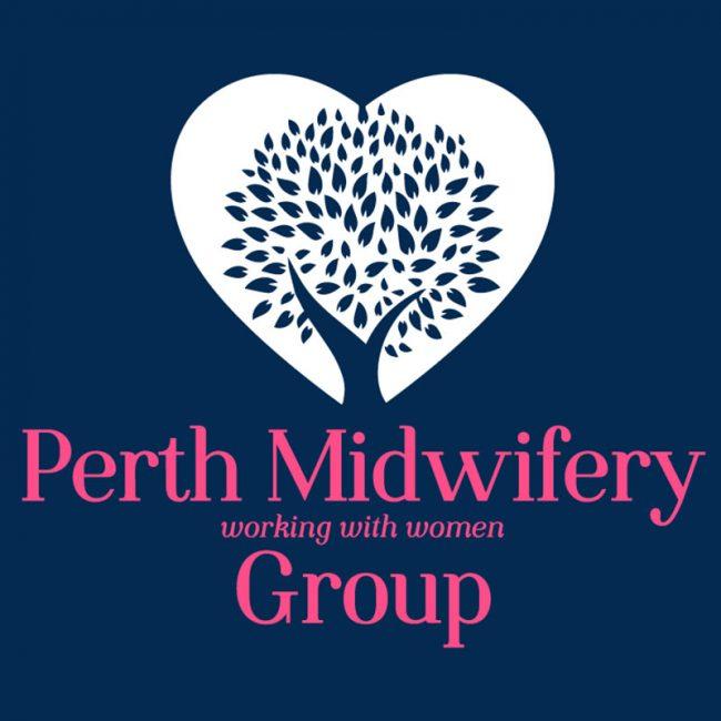 Midwifery Logo Design Australia - PMG