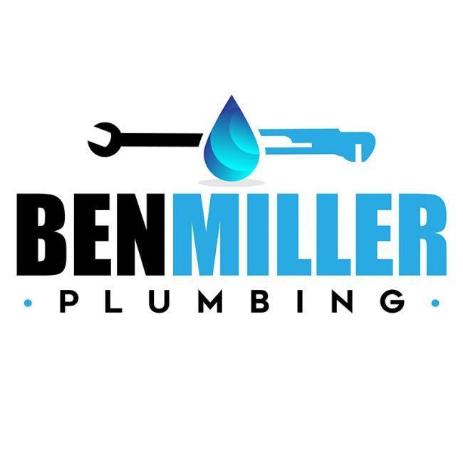 Plumber Logo Design Australia - Ben Miller