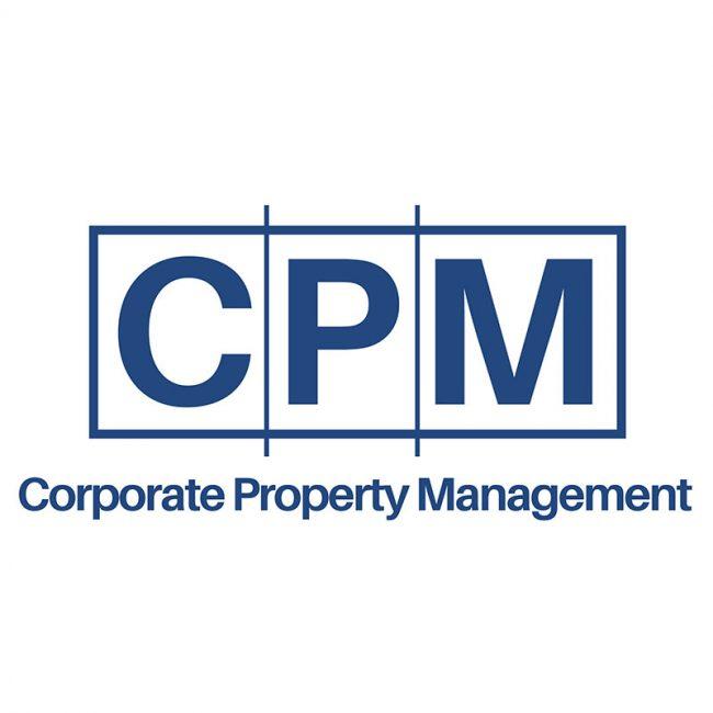 Property Management Logo Design Australia - CPM